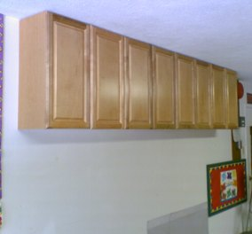 How to Hang Wall Cabinets: 15 steps - wikiHow