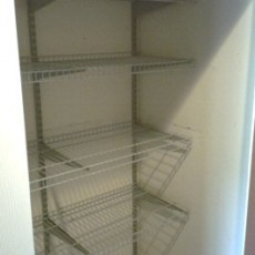 Metal Heavy Duty Shelving