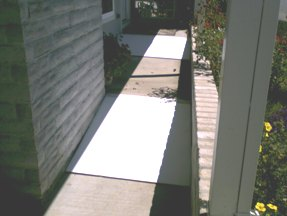Wheelchair Ramps Front Walk