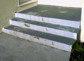 Cost To Repaint Front Steps Handyman Job Pricing And