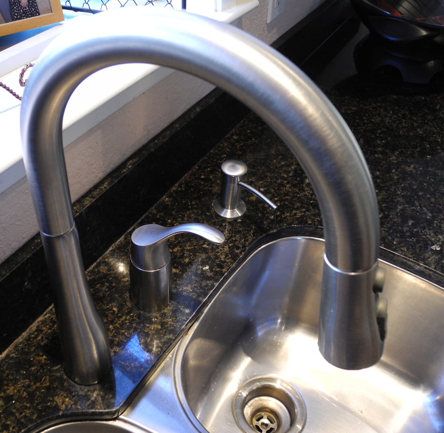 Faucet Replacement for Kitchen or Bath - Handyman Job Pricing and ...