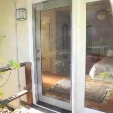 New Screen Door
