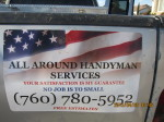 All Around Handyman Services