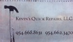 Kevin's Quick Repairs, LLC