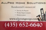 AllPro Home Solutions