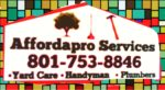 Affordapro Services