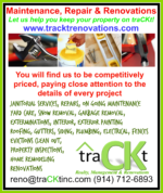 traCKt Realty, Management & Renovations