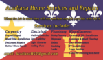 Acadiana Home Services and Repair
