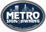 Awnings, Canopies, Enclosures By Metro Sign and Awning