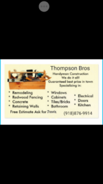 Thompsons Home Services