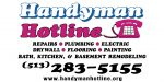 Handyman Hotline of Cincinnati